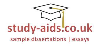 Examples of a dissertation